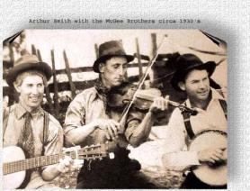 Arthur Smith Trio