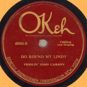 Do Round My Lindy