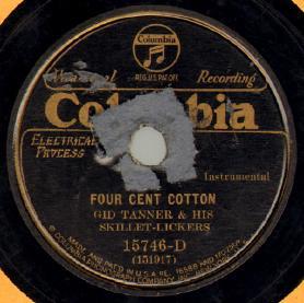 Four Cent Cotton