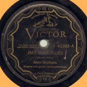 Jake Walk Blues