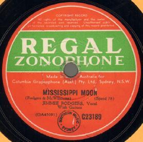 Mississippi Moon