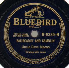 Railroadin' And Gamblin'