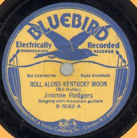 Roll Along Kentucky Moon