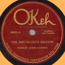 The Drunkard's Hiccups