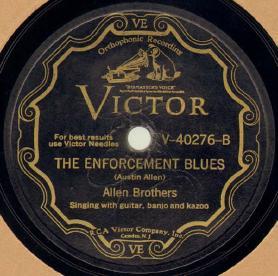 The Enforcement Blues
