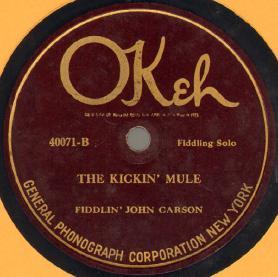 The Kickin' Mule